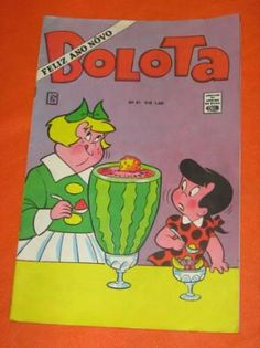 gibi da Bolota Num 51 Rge Dez/71 Colorida 36 Pag
