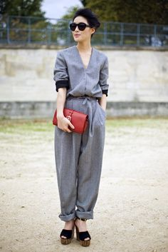Chen Ran, Paris | Street Fashion | Street Peeper | Global Street Fashion and Street Style