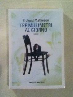 BookWorm & BarFly: Tre millimetri al giorno - Richard Matheson (1956)