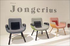 East River Chair от Hella Jongerius для #Vitra