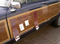 Woodgrain Comparisons: Cherry Oak & Marine Teak (Completed 01/19/13) - International Full Size Jeep Association