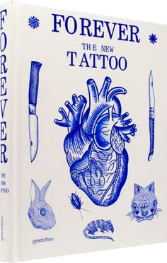 mattlodder:    Forever: The New Tattoo - Forever features insightful text portraits by Nick Schonberger of Alex Binnie, Yann Black, Scott Campbell, Curly, El Monga, Fergadelic, Mike Giant, Thomas Hooper, Jon John, Alix Lambert, Guy Le Tatooer, Duke Riley, Robert Ryan, Jonas Uggli, Amanda Wachob, and Duncan X. A preface by heavily tattooed art historian Matt Lodder puts current developments in tattooing into historical context. More details… | Buy at Amazon