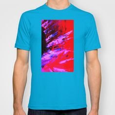 Abstract Shrapnell II T-shirt by Robert Lee - $18.00 #art #graphic #design #iphone #ipod #ipad #galaxy #s4 #s5 #s6 #case #cover #skin #colors #mug #bag #pillow #stationery #apple #mac #laptop #sweat #shirt #tank #top #clothing #clothes #hoody #kids #children #boys #girls #men #women #ladies #lines #love #colour #abstract #light #home #office #style #fashion #accessory #for #her #him #gift #want #need #love #print #canvas #framed #Robert #S. #Lee