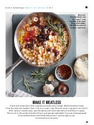 """I saw this in """"What's for Dinner?"""" in Martha Stewart Living April 2014."""