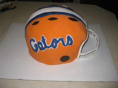 Florida Gator Grooms cake