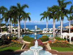 Four seasons, Maui, Hawaii, Hotel