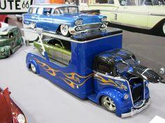 38 Ford COE Carr Hauler Custom