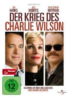 Der Krieg des Charlie Wilson  2007 USA,Germany      IMDB Rating 7,2 (60.540)  Darsteller: Tom Hanks, Amy Adams, Julia Roberts, Philip Seymour Hoffman, Terry Bozeman,  Genre: Biography, Comedy, Drama,  FSK: 12