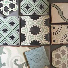 Another day knee deep in designing the new #kdnkitchen Demo begins soon and we can't wait to take you along. Admittedly we are total #tile mavens and choosing whose tile will be in the space is so darn hard. We have a serious soft spot for anything @tabarkastudio so they made the cut. Im not sure we have enough space to use as many as we'd like. Have you thought of tiling a ceiling ? Tiling inside a cabinet? Or how about a personalized tiled serving tray ? So many ways to get creative with…