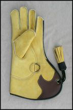 Falconry Gloves, Gauntlets, Vests & Bags