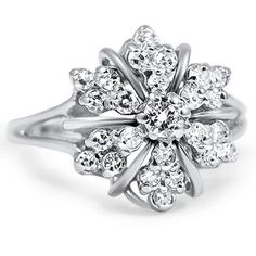 The Fumiko Ring #BrilliantEarth #Vintage
