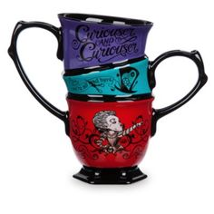 Topsy Mug, Alice In Wonderland: Through The Looking Glass