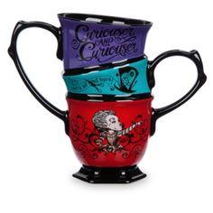 Topsy Mug, Alice In Wonderland: Through The Looking Glass