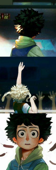 Boku no Hero Academia X Haikyuu!! / #anime