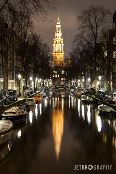 Zuiderkerk in Amsterdam. (Portrait) | Jethrography