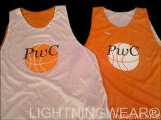 Get PWC Basketball Pinnies - PWC Basketball Practice Pinnies - Stamford Connecticut Pinnies
