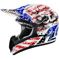 2015 Airoh CR901 Helmet - Patriot