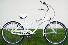 Greenline Kruiser 3AP 3-Speed Aluminum Women's Beach Cruiser Bike