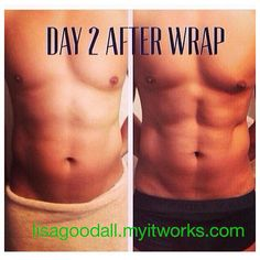 YES Men Wrap too! Not only do they Wrap they get excellent results as well! Our Wraps enhance your hard work. All the exercise and sensible eating.let us help you show off your 6 pack. It Works Body Wraps, My It Works, Get Healthy, Healthy Exercise, It Works Distributor, Independent Distributor, Ultimate Body Applicator, It Works Global, It Works Products