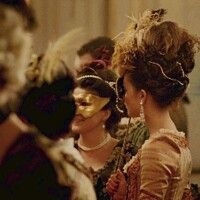 Attend a masquerade ball Marie Antoinette, Story Inspiration, Character Inspiration, Barry Lyndon, Ella Enchanted, Phantom Of The Opera, Masquerade Ball, Romeo And Juliet, Period Dramas