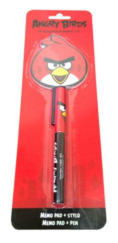 Angry Birds Red Pen and Notepad in Home, Furniture & DIY, Stationery & School Equipment, Binders & Notebooks Christmas Presents For Kids, Kids Christmas, Angry Birds, School Equipment, Stocking Stuffers, Stationary, Notebooks, Red, Ebay