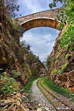 TASSIS APOSTOLOS - Google+ - Railway at Pilio Greece.