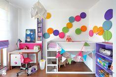 Metamorfoza pokoju Niny - Pokój dziecka, styl nowoczesny - zdjęcie od Fabryka Nastroju