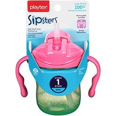 Playtex Sipsters Stage 1 Straw Sippy Cups - 6 Ounce Playtex http://www.amazon.com/dp/B004E2H3PA/ref=cm_sw_r_pi_dp_df9dxb1HZYNEQ