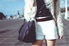 www.veronicab.com Veronica, Leather Skirt, Campaign, Winter, Skirts, Fashion, Winter Time, Moda, Skirt