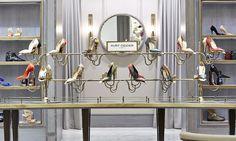 Fenwick of Bond Street - The Shoe Rooms - Brady Williams