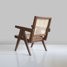 Chandigarh easy chair PJ-SI-29-A Jeanneret