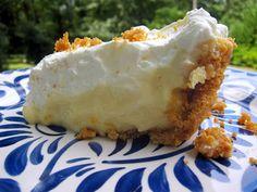 Zesty Lemon Pie - easy and delicious lemon pie recipe