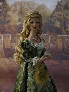 Renaissance doll