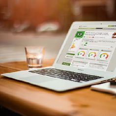 EWG's Food Scores website along with the iphone and android apps help you shop for healthier, less processed food.