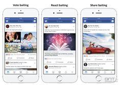 #Marketing: Facebook sanctionne l'appât à engagement  http://curation-actu.blogspot.com/2017/12/marketing-facebook-sanctionne-lappat.html