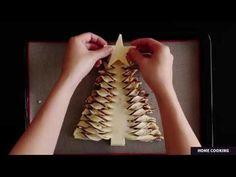 how to make Christmas Tree Nutella,Good nutella snacks,Easy nutella snack recipes,Nutella snack idea - YouTube