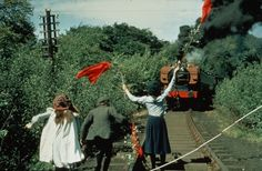 The Railway Children (1970) Still cry at the end of this film