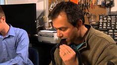 """New Device Could Allow Deaf People To """"Hear"""" Through Their Tongues. Tongue Mapping Research at Colorado State University"""