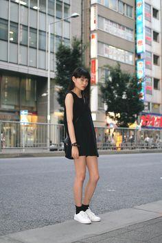 [Street Style] Nairu.   Shibuya (Tokyo)