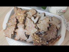 Spice Cookies, Gingerbread Cookies, Cereal, Spices, Baking, Breakfast, Desserts, Cakes, Youtube