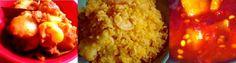 Celebrate Durga Puja Festival, eat bhog prasada and good food. Bengali Food, Green Chilli, Durga Puja, Clarified Butter, Fried Potatoes, Recipe Today, Chutney, Indian Food Recipes, Good Food
