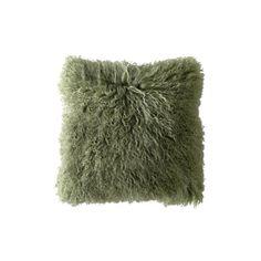 Dot & Bo – Furniture and Décor for the Modern Lifestyle Fur Pillow, Wool Pillows, Interior Design Guide, Green Throw Pillows, Green Furniture, Retro Renovation, Dot And Bo, Modern Bohemian, Green Eyes