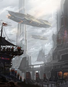 ArtStation - empire rise, Wilbert Sweet