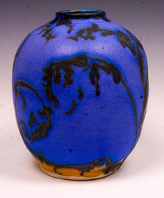 Little Blue Vase by George Pearlman | GeorgePearlman.com