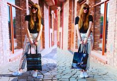 Win a giveaway from Snupped! - Spark and Bark - Follow this link to win a voucher from Snupped: http://sparkandbark.com/2016/06/win-giveaway-snupped/  #win #giveaway #snupped #custom #bag #tote #print #silver #pants #ootd #berlin #blogger #fashion #blog #fashionblogger