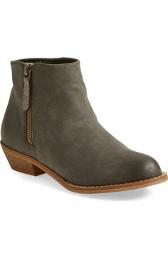 Tucker + Tate 'Tandemm' Zipper Bootie (Toddler, Little Kid & Big Kid) available at #Nordstrom
