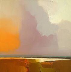 """smaller works 10 x10 inches              LANDSCAPE #100     2014     10""""x10""""     Oil on wood  SOLD              LANDSCAPE #101     20..."""