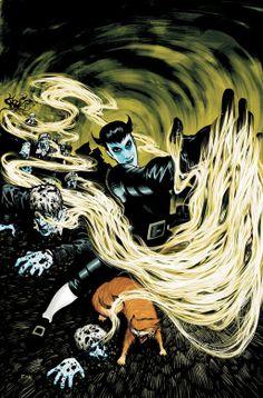 Klarion The Witch Boy - Frazer Irving