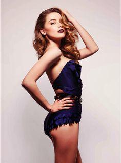Amber Heard as Mackayla Lane