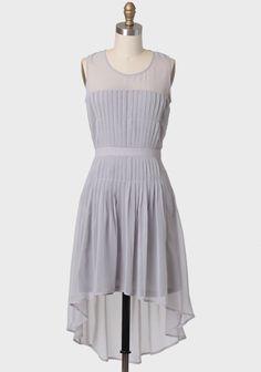 Adventures in Dressmaking: The high school reunion dress that wasn't